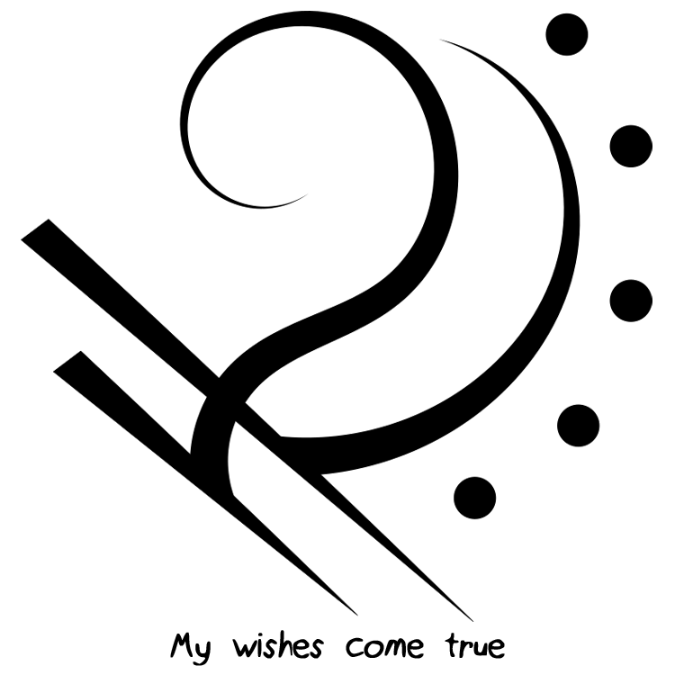 """""""My wishes come true"""" sigil requested by anonymous Sigil requests are closed."""