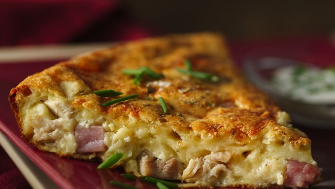 impossible chicken pie bisquick recipe