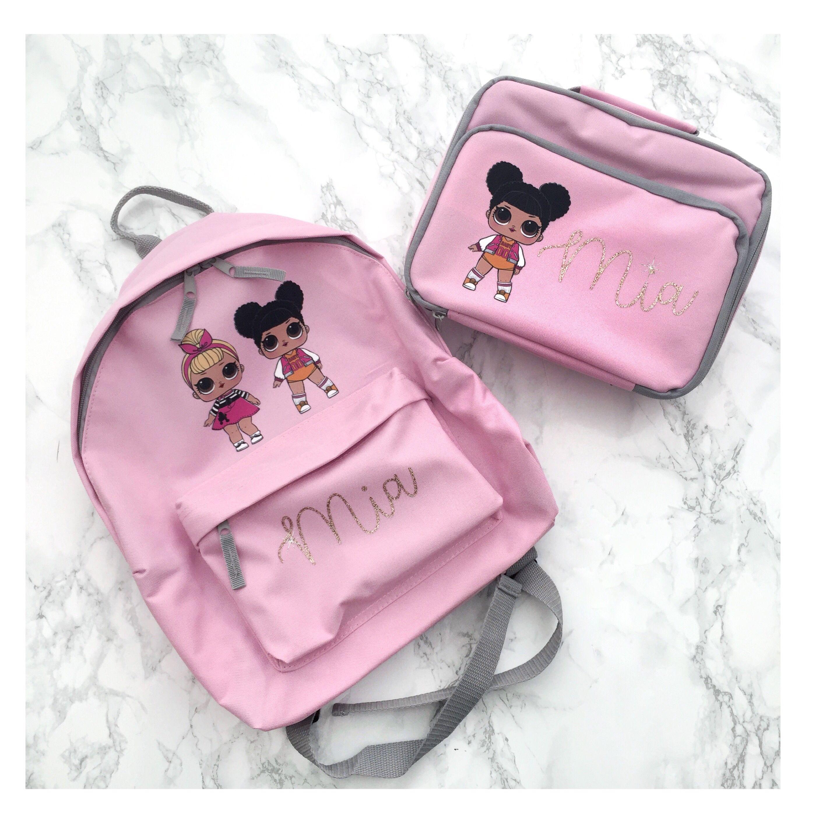Margarita Lover Kids Backpack Personalized