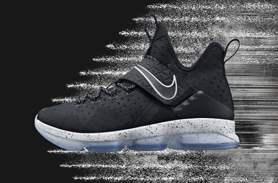 reputable site f9c89 10a02 The Nike LeBron 14 Black Ice Will Now Be Releasing Next Month