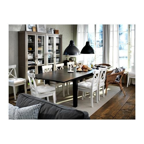 INGOLF Stol IKEA Massivt træ er et slidstærkt naturmateriale.