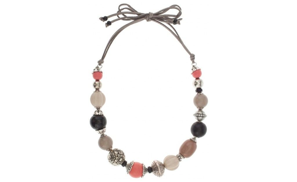 Papaya Tropic Necklace!  PARFOIS  Handbags and accessories online