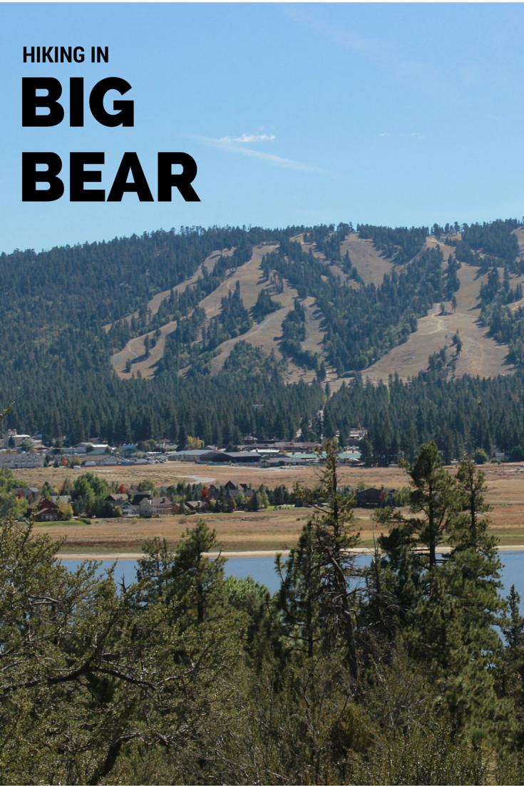 Hiking In Big Bear Big Bear Big Bear California Scenery