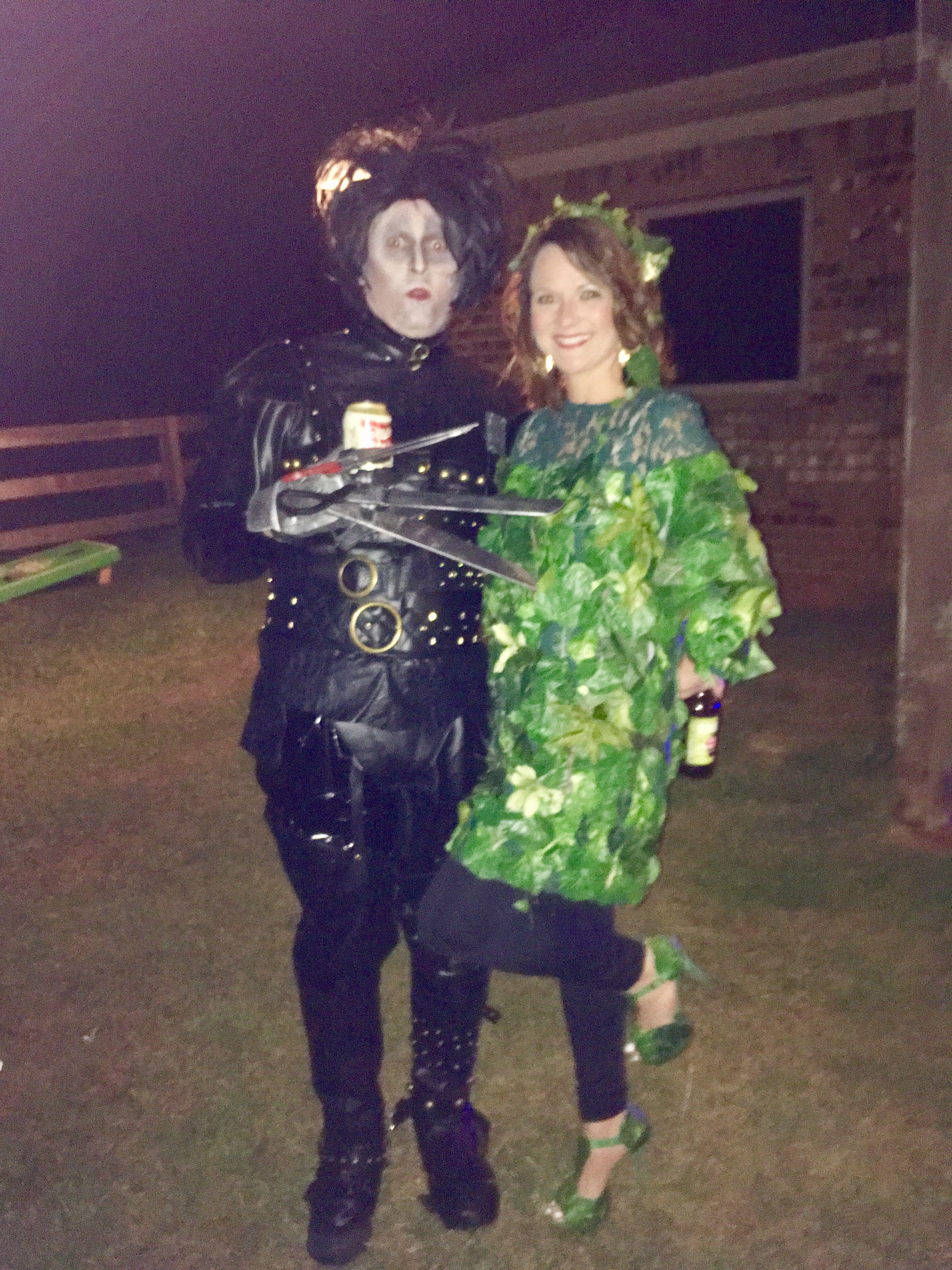Edward Scissorhands Halloween Costume Kostume Selber Machen Edward Mit Den Scherenhanden Selber Machen