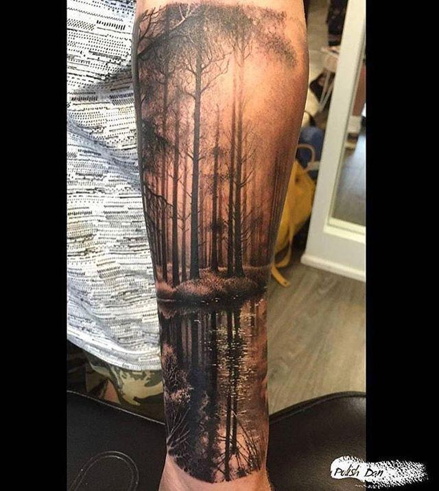 Photo of Artist PJ Wilson.dan.tattoo #thetattooindustry
