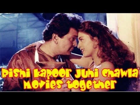Rishi Kapoor Juhi Chawla Movies Together : Bollywood Films List