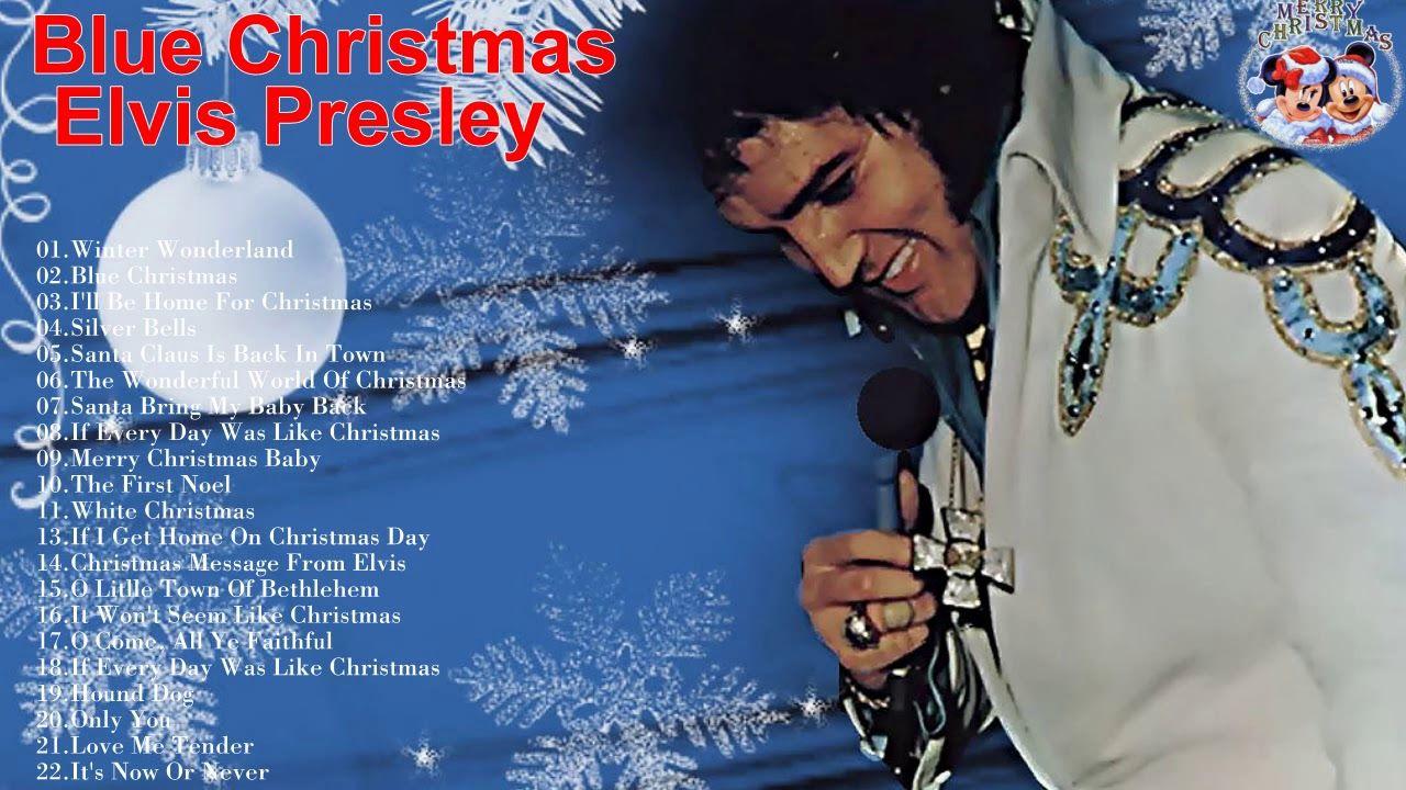 elvis presley blue christmas greatest hits elvis presley christmas s
