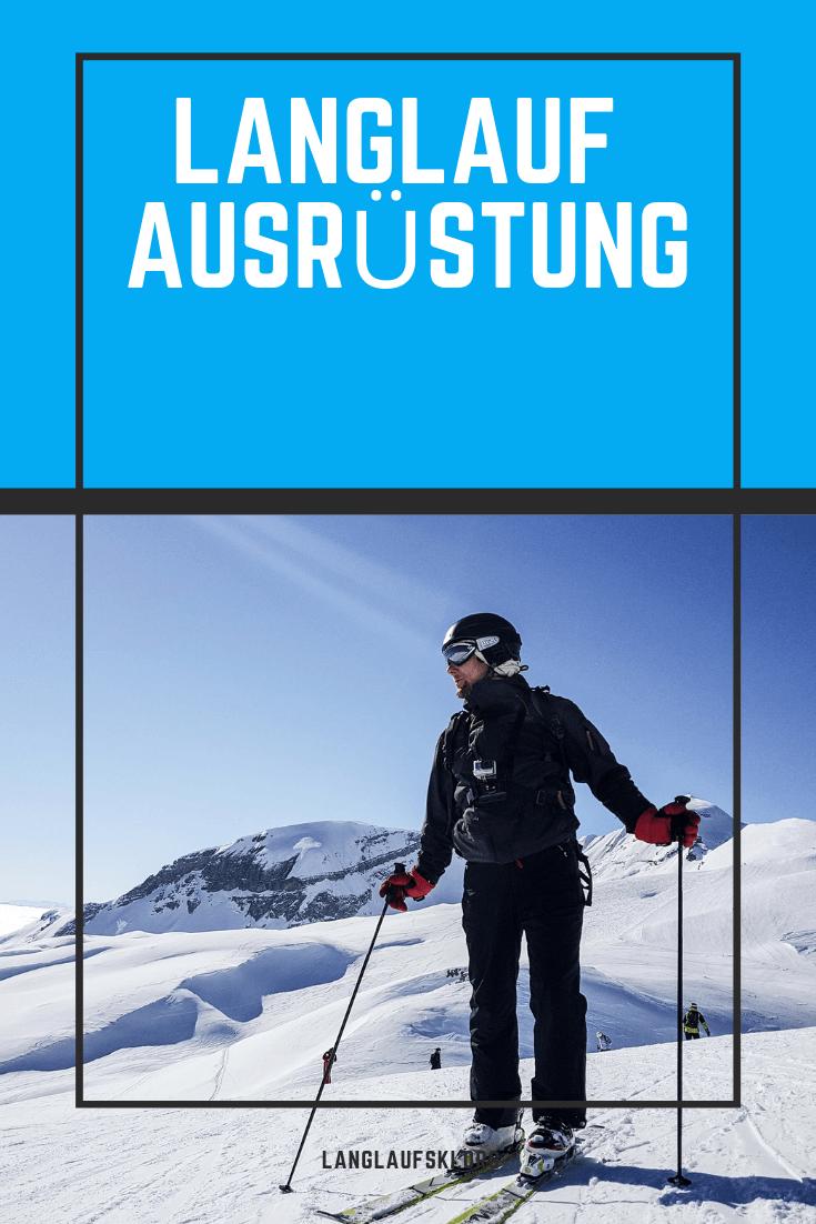 Langlauf Ausrüstung Langlauf Skilanglauf Langlaufski