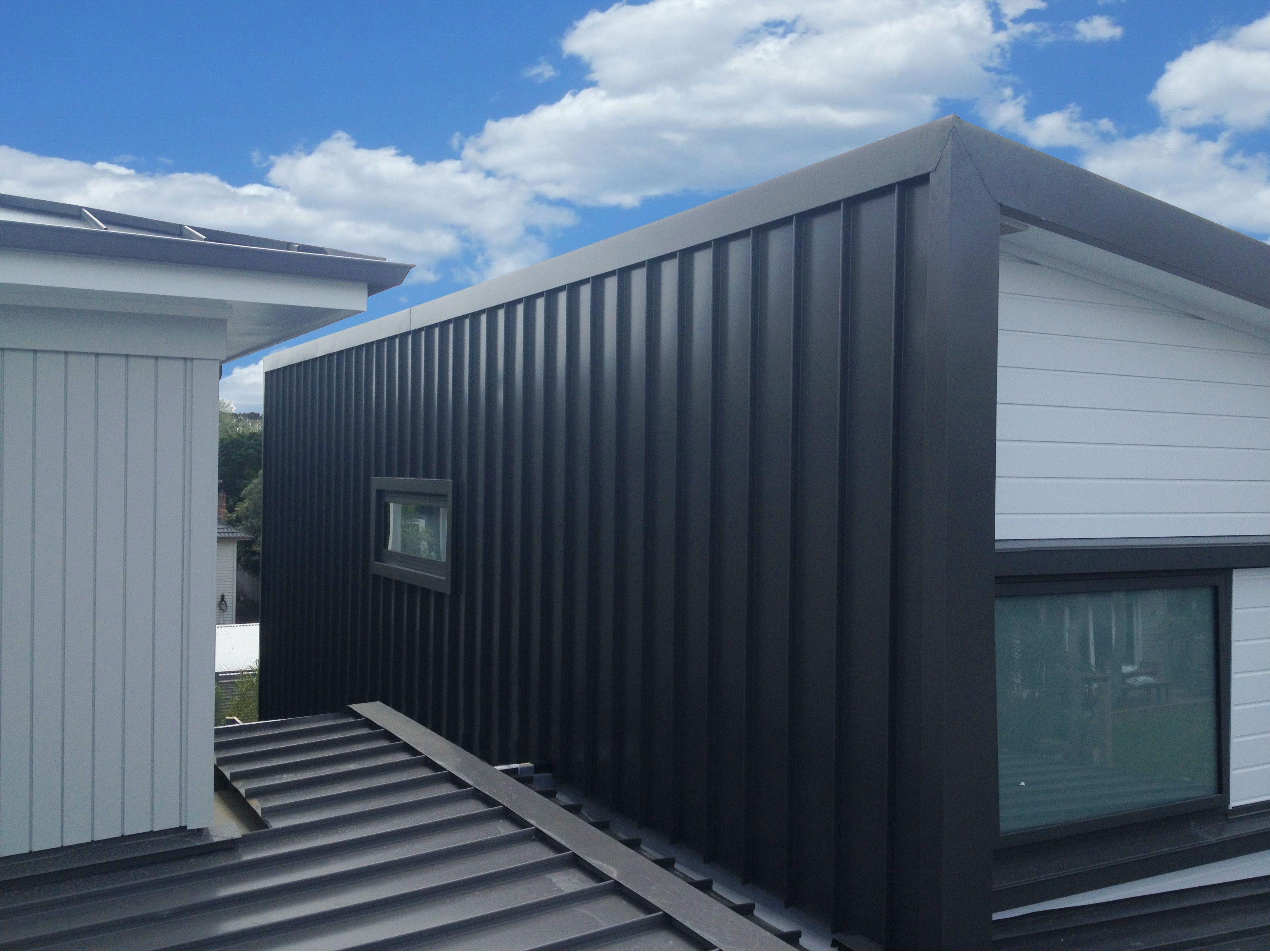 Espan Riteline Roofing Facade House Facade Design Cladding