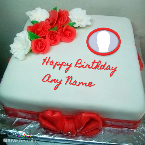Birthday Cakes With Name And Photo You Will Fall In Love With Cake