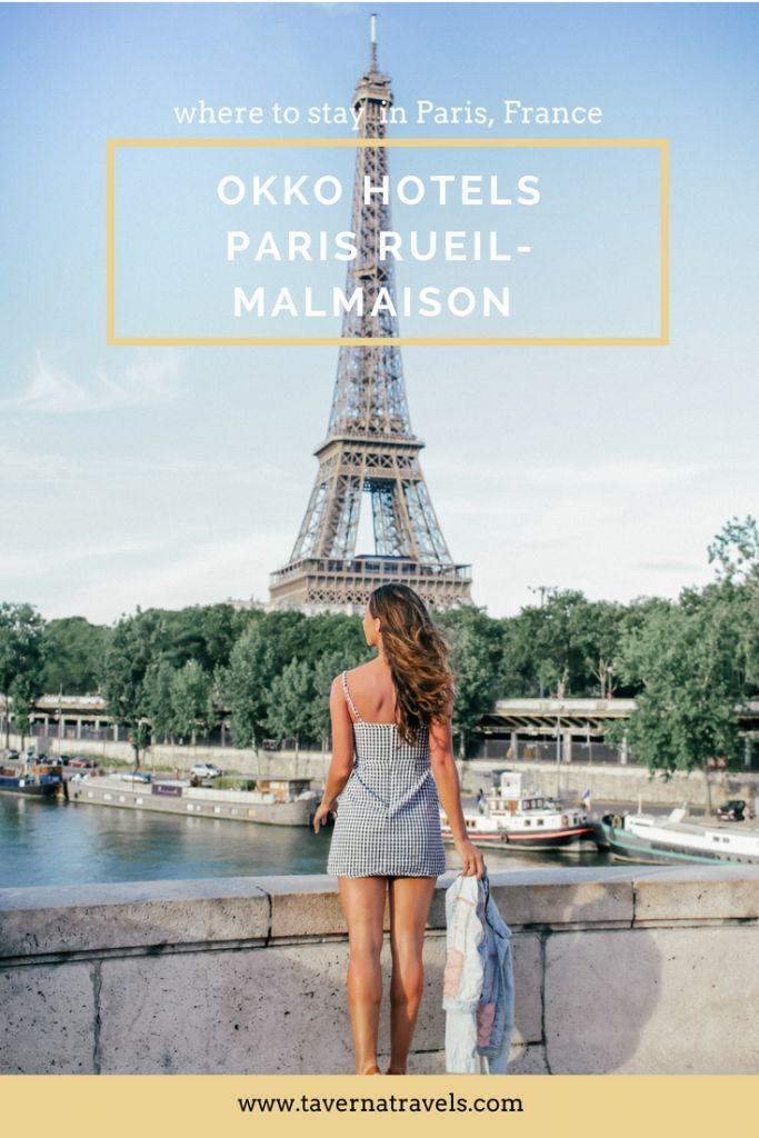 Where To Stay In Paris: OKKO Hotels Paris Rueil Malmaison