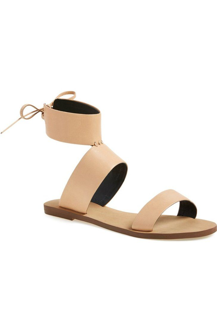 Pin for Later: 28 Stylish Pieces to Make You Best Dressed at the BBQ  Rebecca Minkoff 'Emma' Ankle Cuff Sandal (Women) ($150)