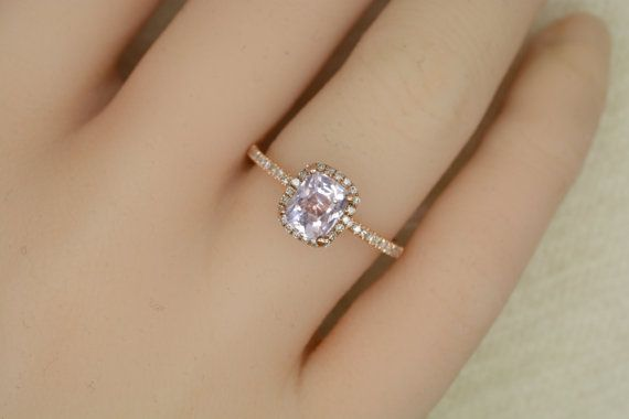 Amazing untreated peach champagne sapphire Super crafting diamond
