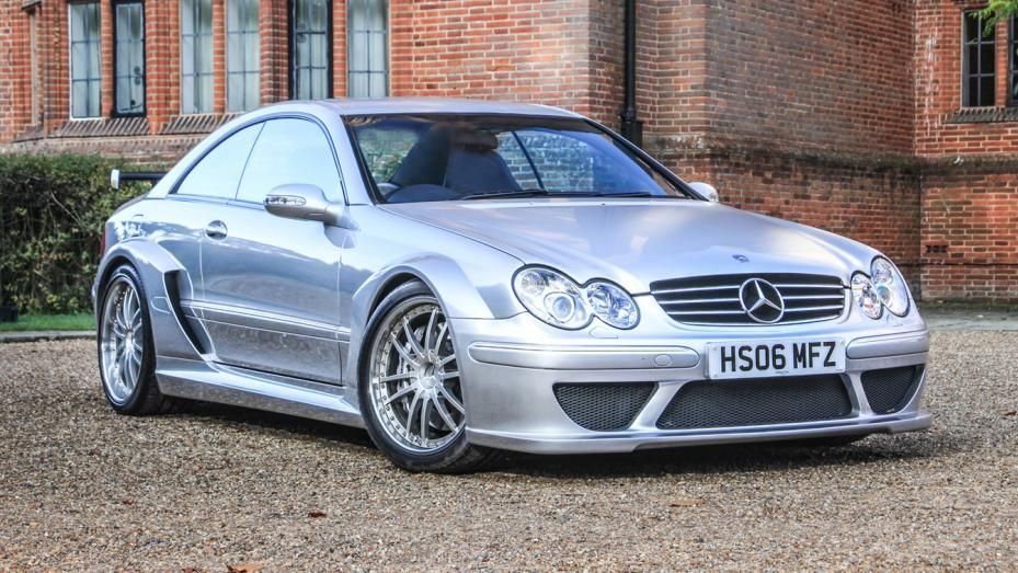 Five reasons why you need this Mercedes-Benz CLK DTM AMG | Top Gear