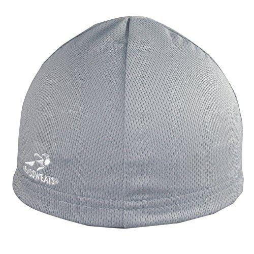 Headsweats Skullcap Performance Athletic Beanie Hat Cap (Grey ... 0c731135c04