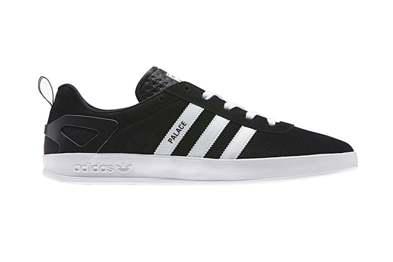 Palace x adidas Originals Palace Pro Boost | Black