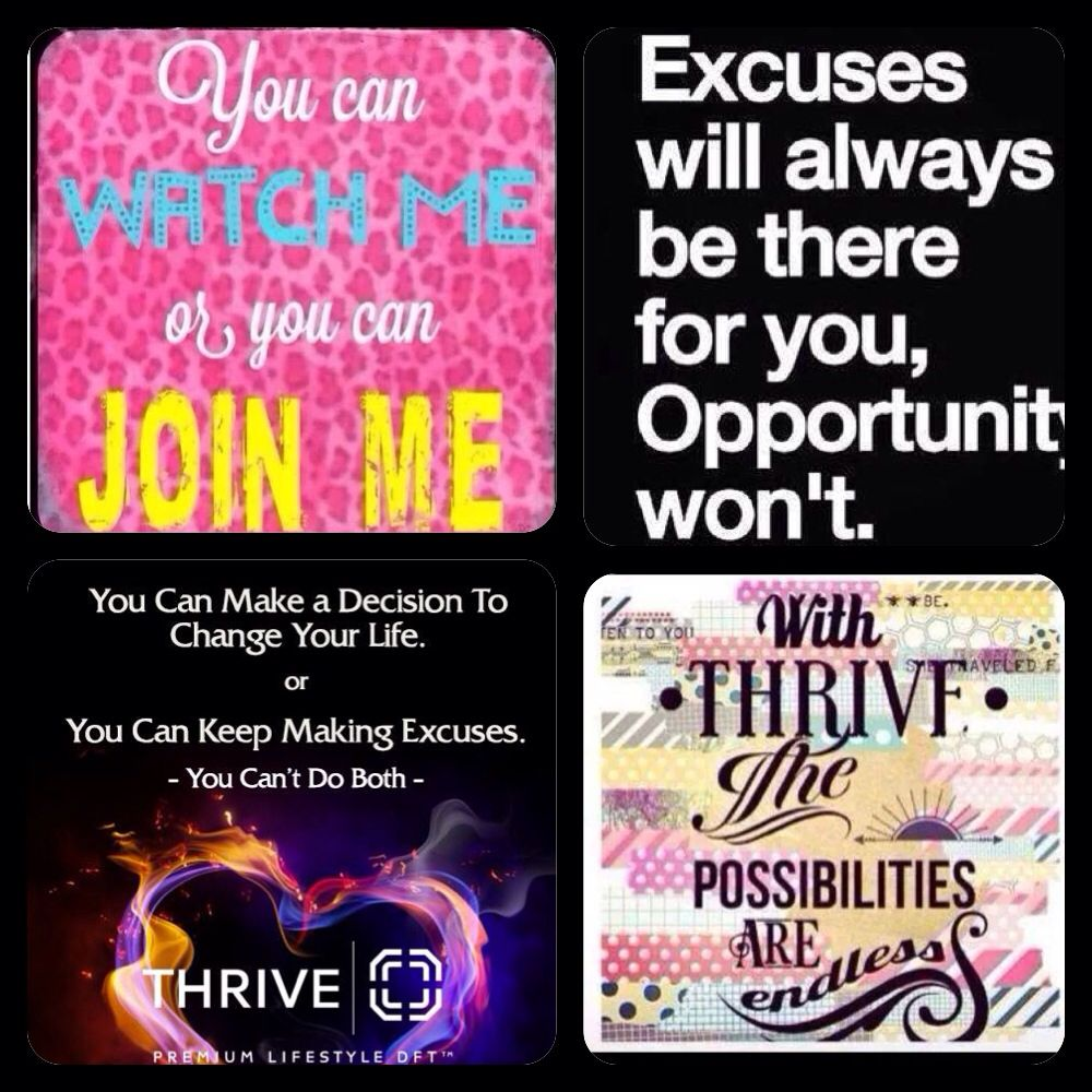 THRIVE By Le-Vel: The #1 Health & Wellness Movement