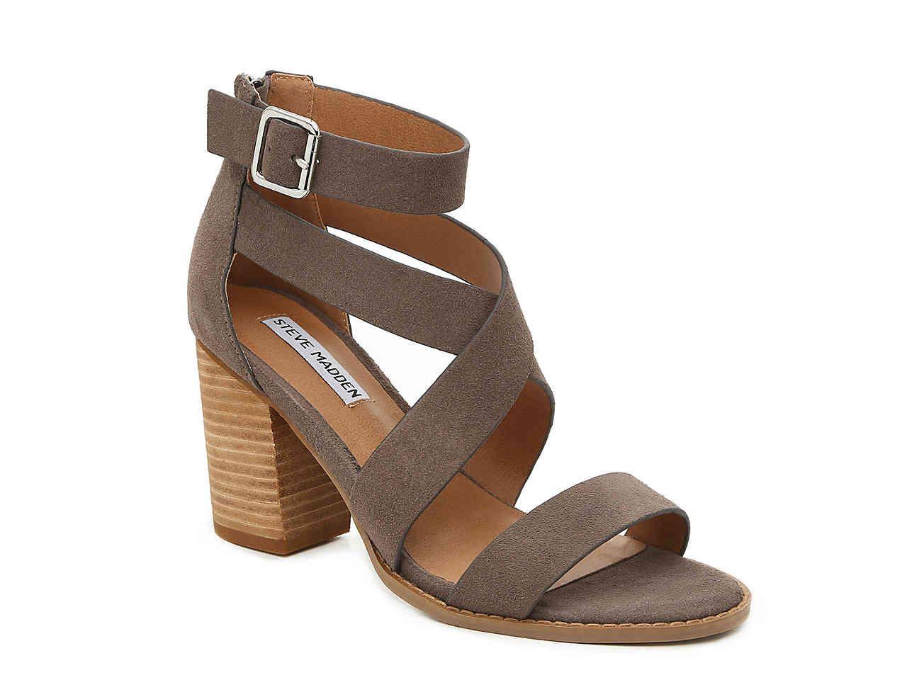 Steve Madden Elita Sandal   Lacoste shoes women, Women shoes ...