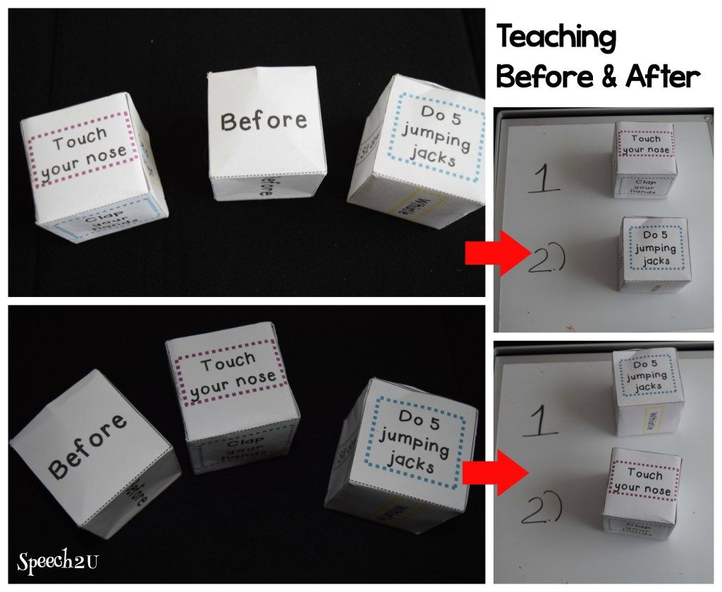 How I Do It Teach Before And After With Images