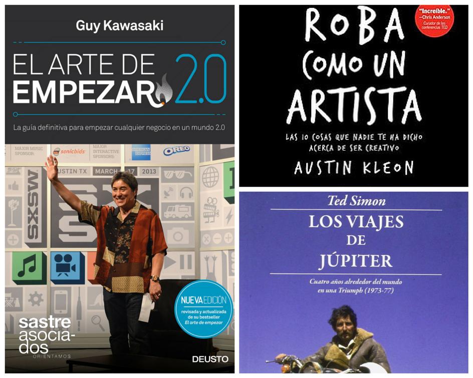 Tres Grandes Libros Para Leer Si Tienes Un Rato Empresas Emprendedores Libros Ted Empresas