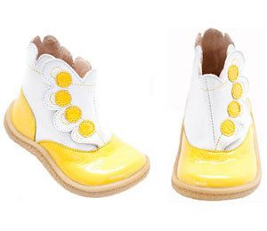 yellow : Girl Shoes + Boots : Footwear