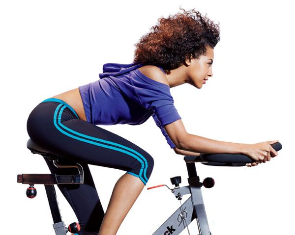Sweat It Out With This Cycling Workout Fitness Music Workout