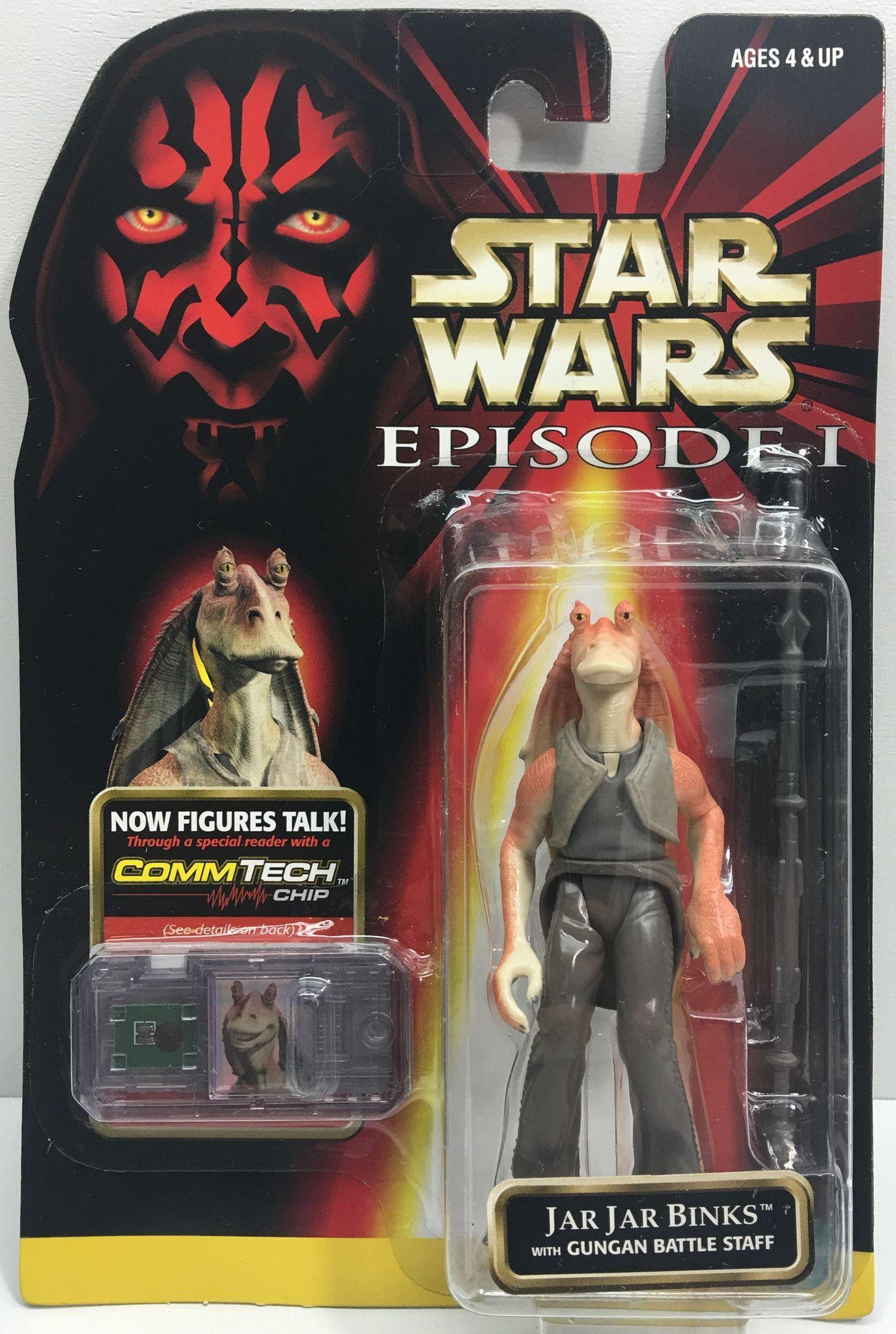 figurine star wars hasbro 1998