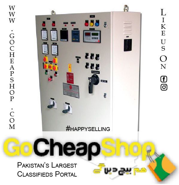 Auto Start Electric Panels Now No More Fear From Electric