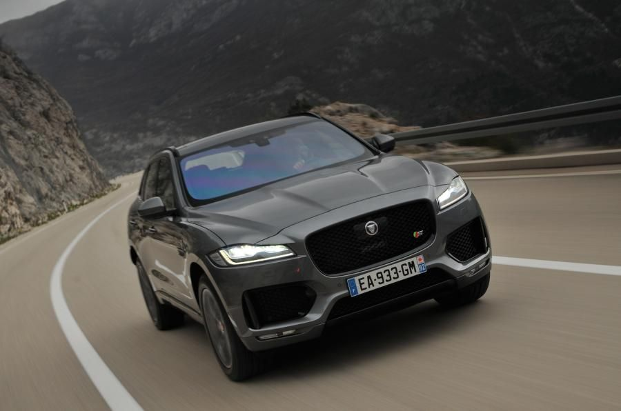 Jaguar F-Pace 3.0 V6 | Machines | Pinterest | Cars, Dream ...