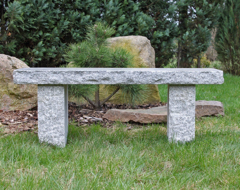 Gartenbank Granit Naturstein Natursteine Garten Garten Natursteine