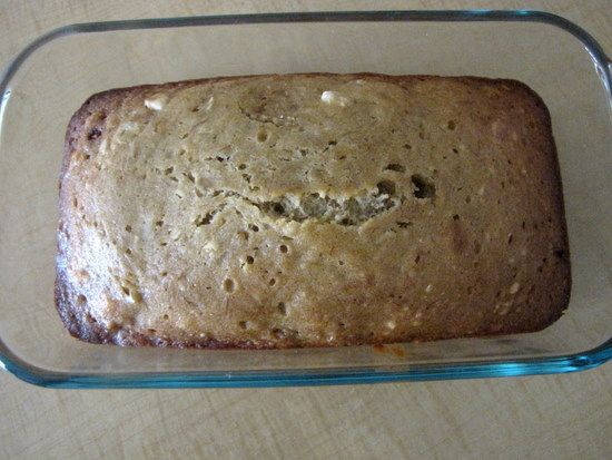 Banana Bread Step-by-Step Recipe