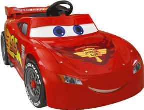 The Lightning Mcqueen Childrens Hair Styling And Cutting Car Chair Made By  American Beauty Equipment