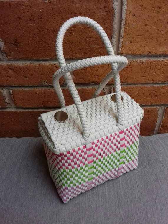 Handcrafted bags from Mexico, hand-woven  Handwoven bags