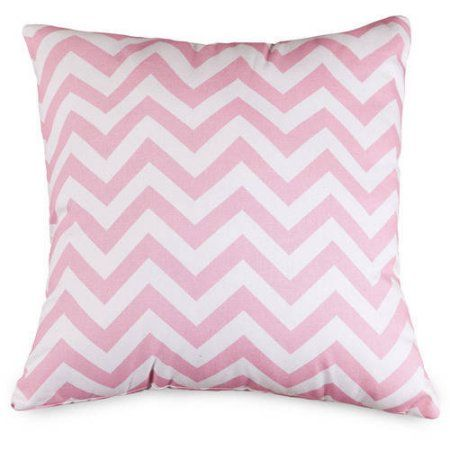 Majestic Home Goods Chevron Extra Decorative Pillow 24 inch