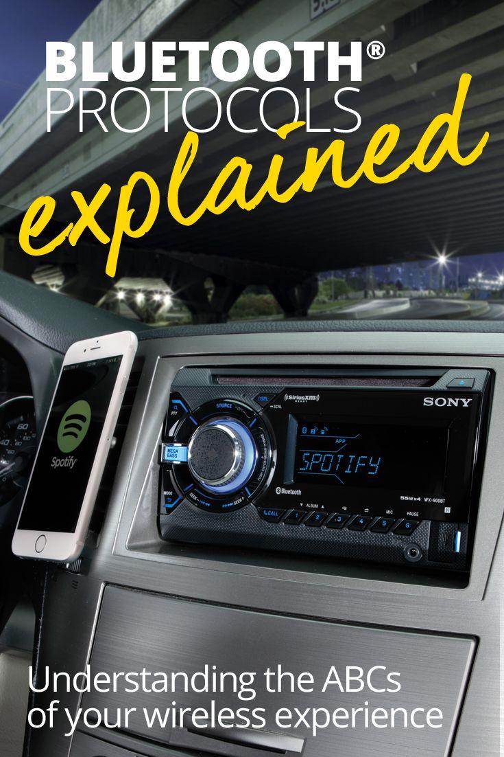 Bluetooth Protocols Explained Hobby Electronics Bluetooth