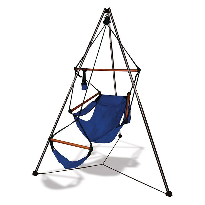 diy for indoor anywhere outdoor hanging steel chair lightweight hammock stand swing frame with prices portable x