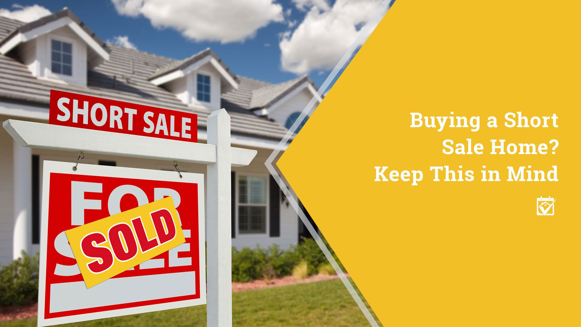 how to buy a house that is a short sale