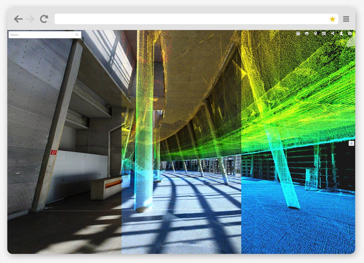 navvis-virtual-bim3 | INNVEA - 3D & NavVis Technology | Use case