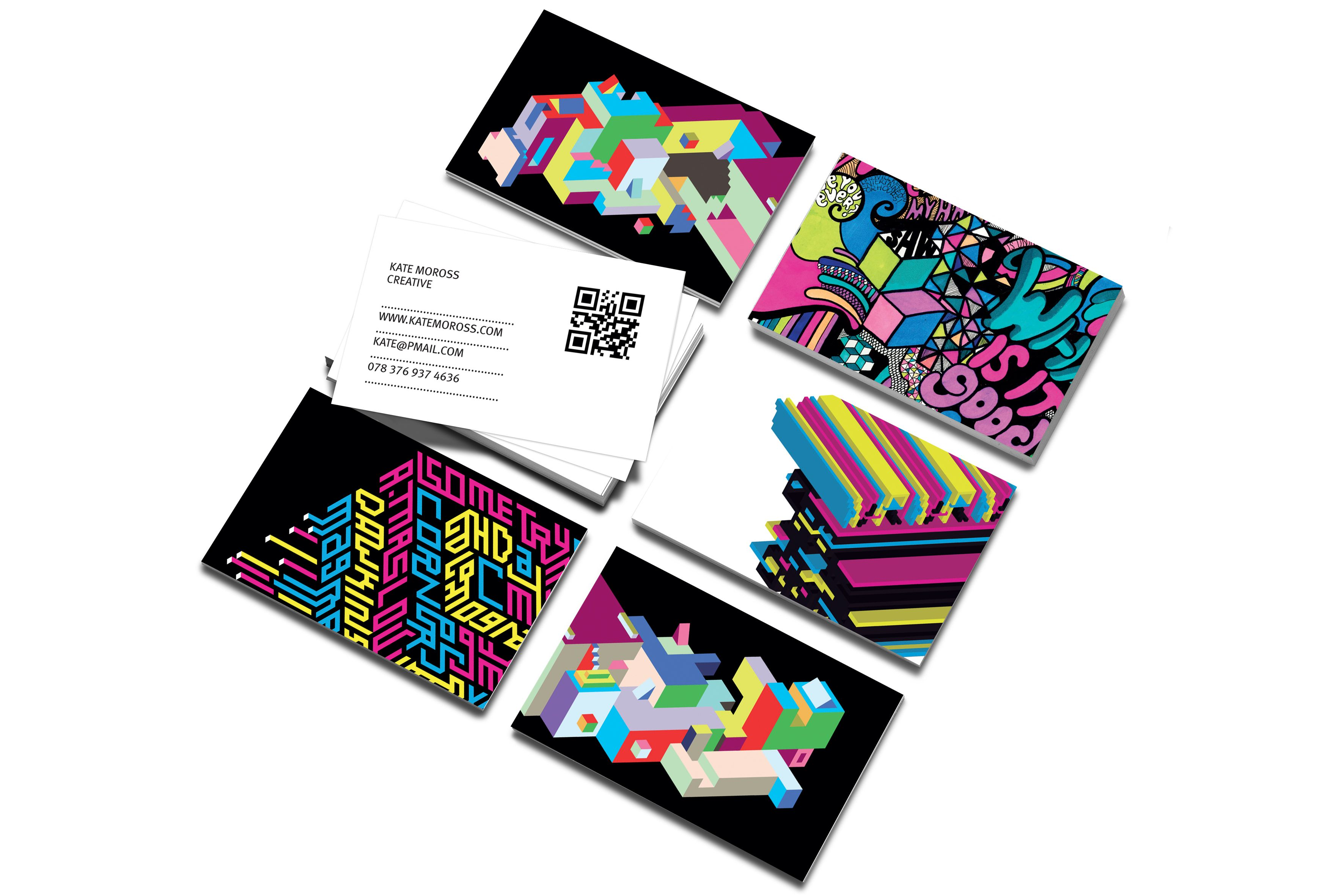 Moo - QR code business card | Stationery | Pinterest | Qr codes and ...