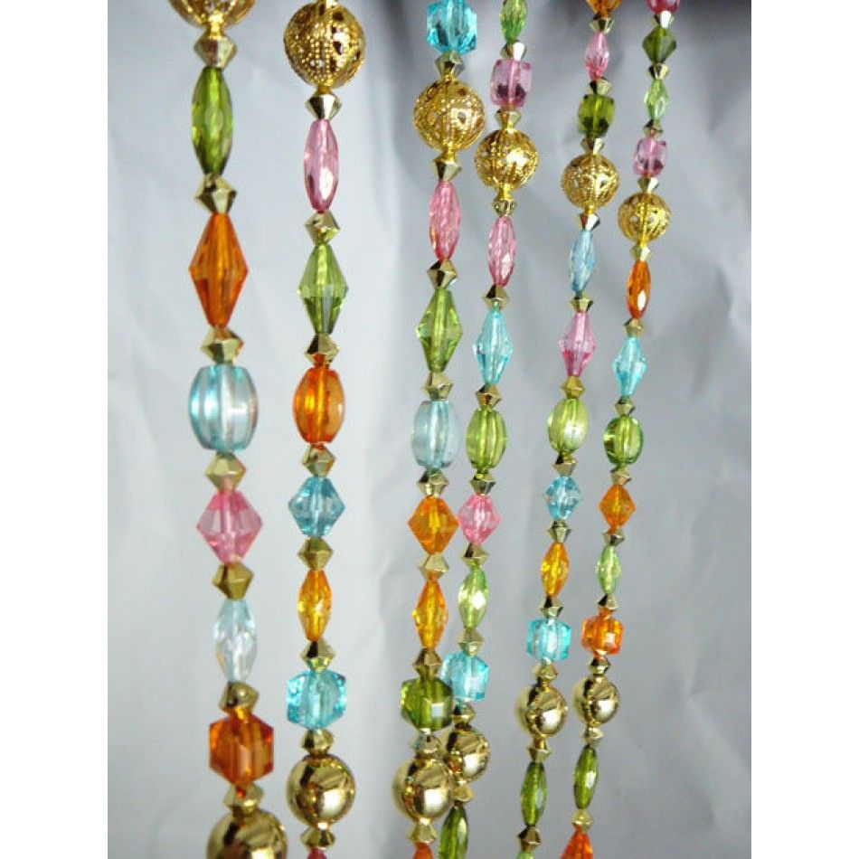 Remember These Doorway Beads From The 70 S Beaded Curtains