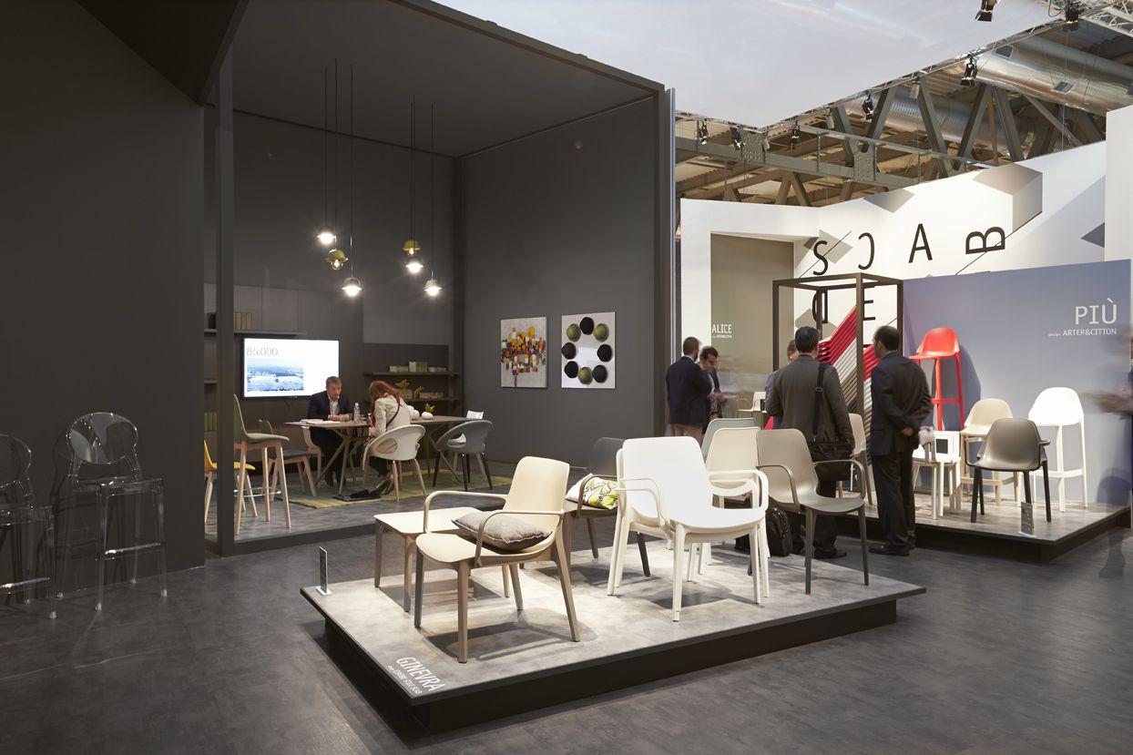 Salone del Mobile 2016 - SCAB Design