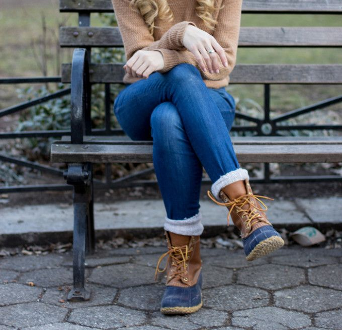 23db743d834 Bean Boots Inspo | ~clothes inspo~ | Bean boots outfit, Fall fashion ...