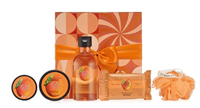 2f54785b5b20 Amazon   The Body Shop Mango Essential Selection Gift Set Just  11.33 After  Clipping The Extra 40% Off Coupon (Reg    18.99) (As of 9 4 2018 12.53 PM  CDT)