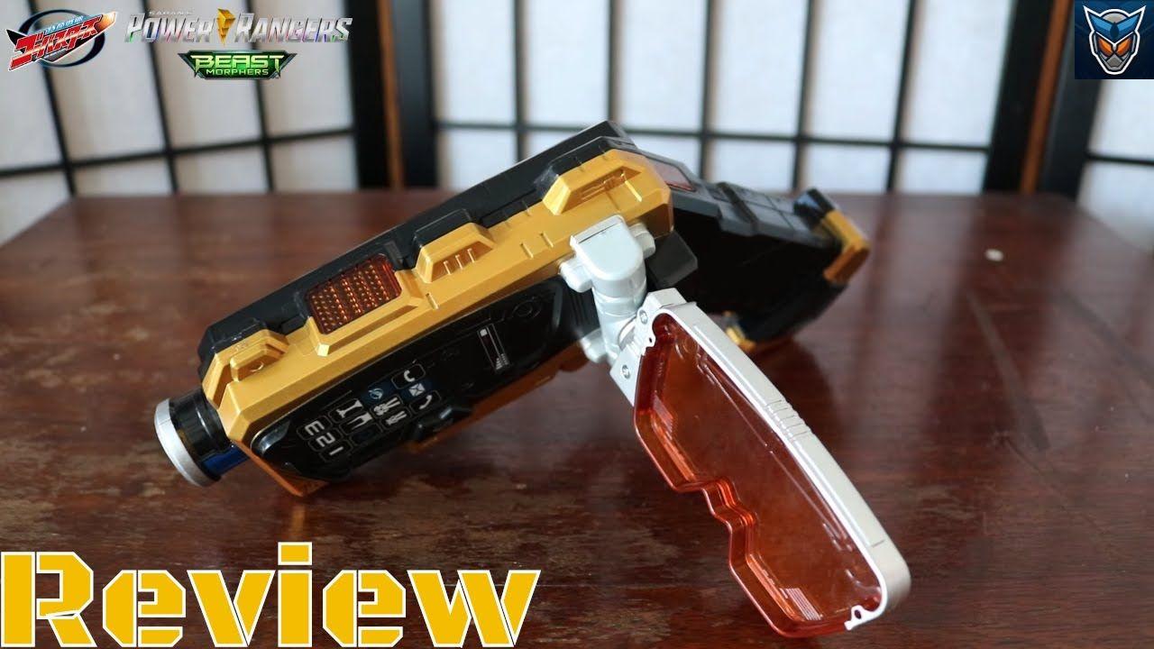 DX Morphin Blaster Review (Power Rangers Beast Morphers