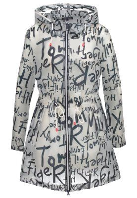 Tommy Hilfiger Impermeable Clothes Outfits Outer Women