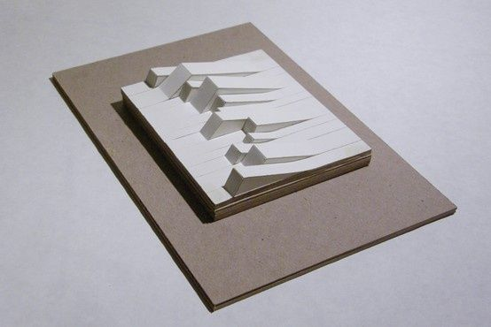 Architecture Abstract Model Concept