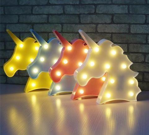 3D Flamingo LED Lampe D/écorative Marquee Signes Lettre Flamingo Nuit Lumi/ère D/écoration Murale pour Salon Chambre Maison No/ël De Morkka Ananas