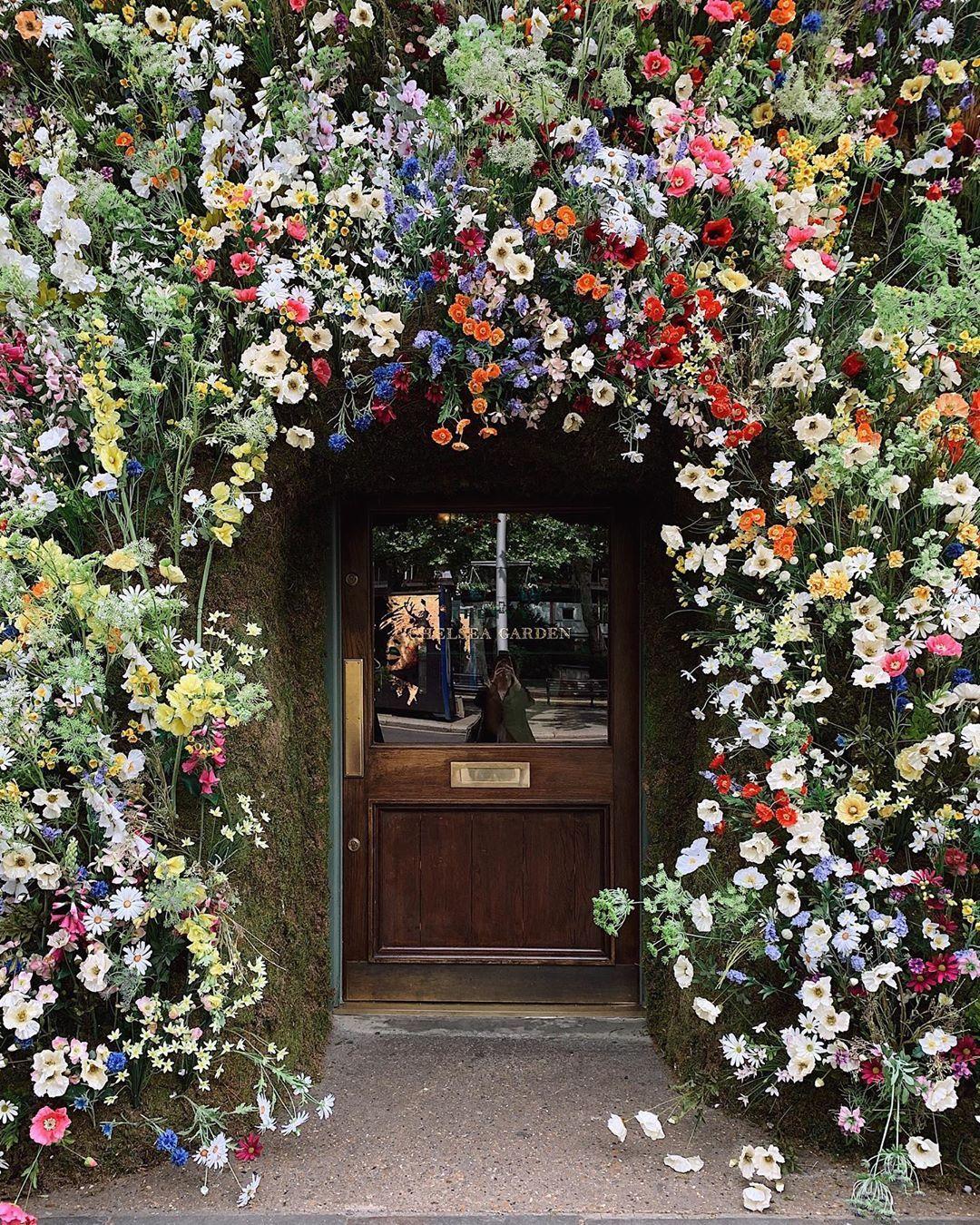 Ivy Chelsea Garden, May 2019 ivychelseagarden