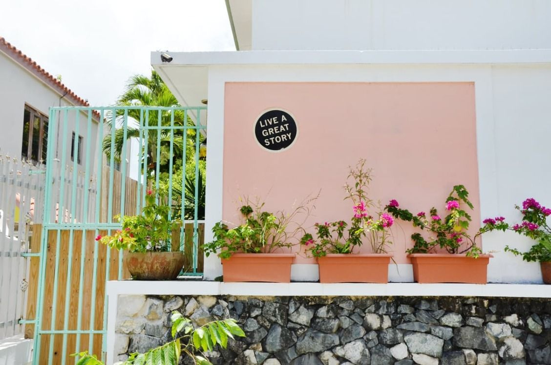Tour: Color, Light & Life in a Puerto Rican Home | House tours ...