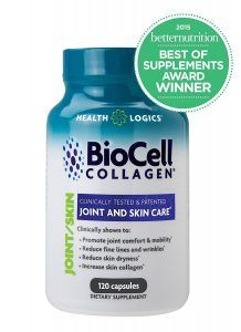 4 Health Logics Biocell Collagen Skin And Joint Care Collagen Supplements Collagen Skin Care